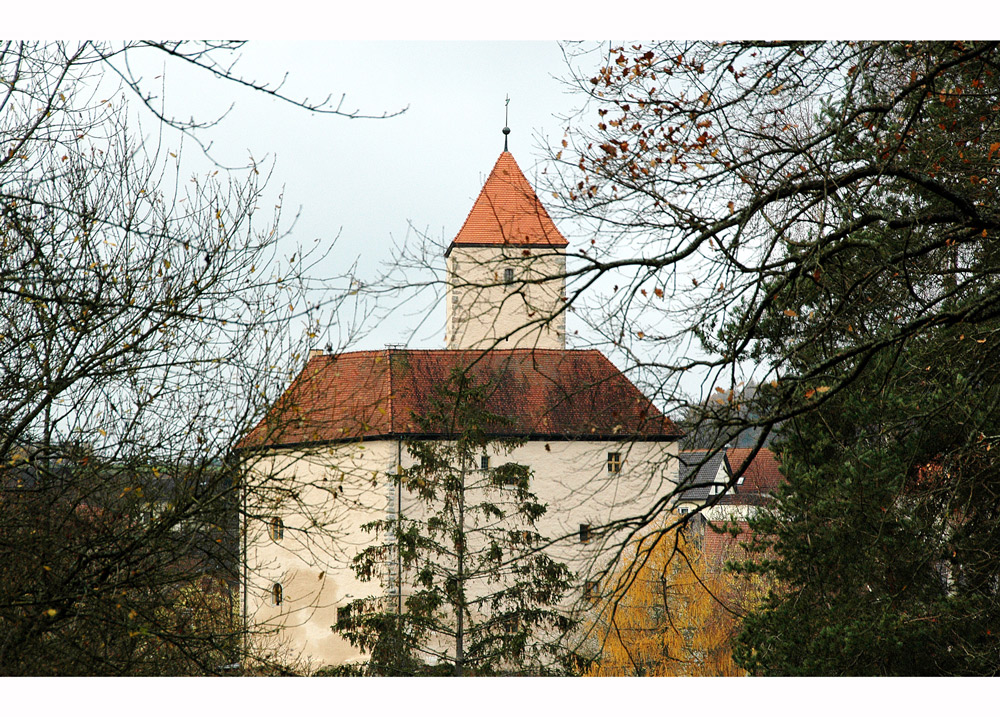 Burg Trausnitz im Tal (4)