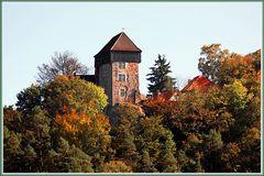 Burg über der Werra II