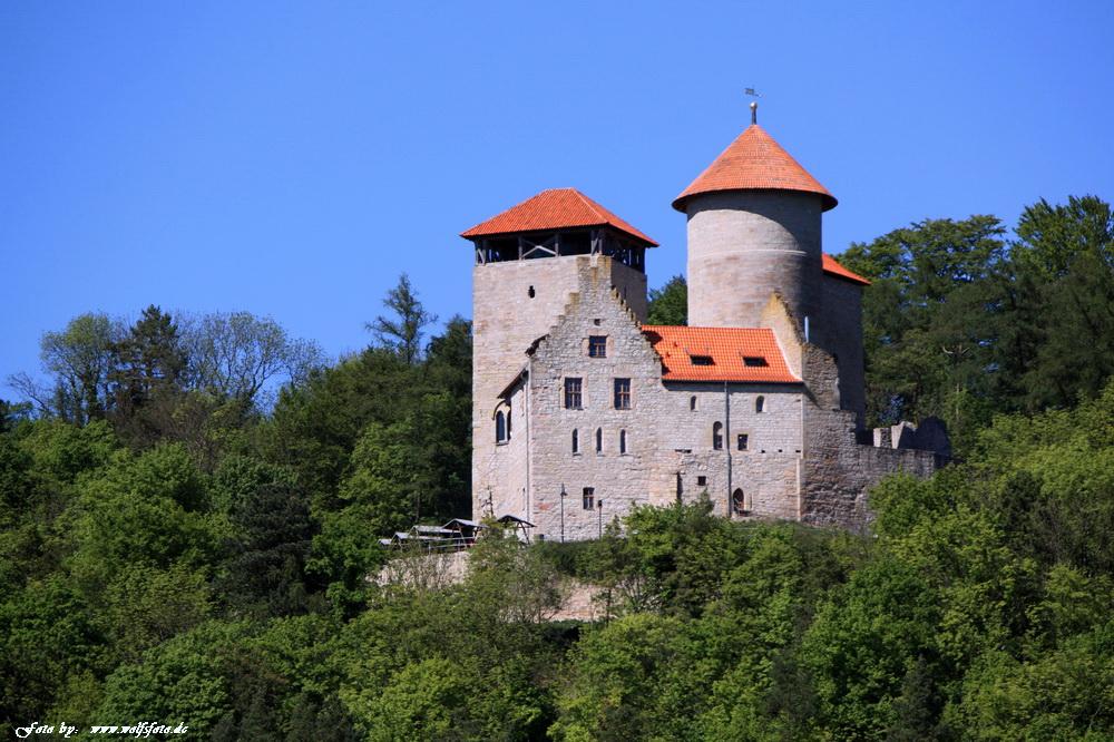 Burg über der Werra III