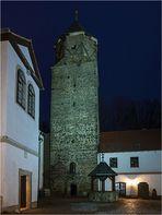 Burg Ummendorf, Bergfried