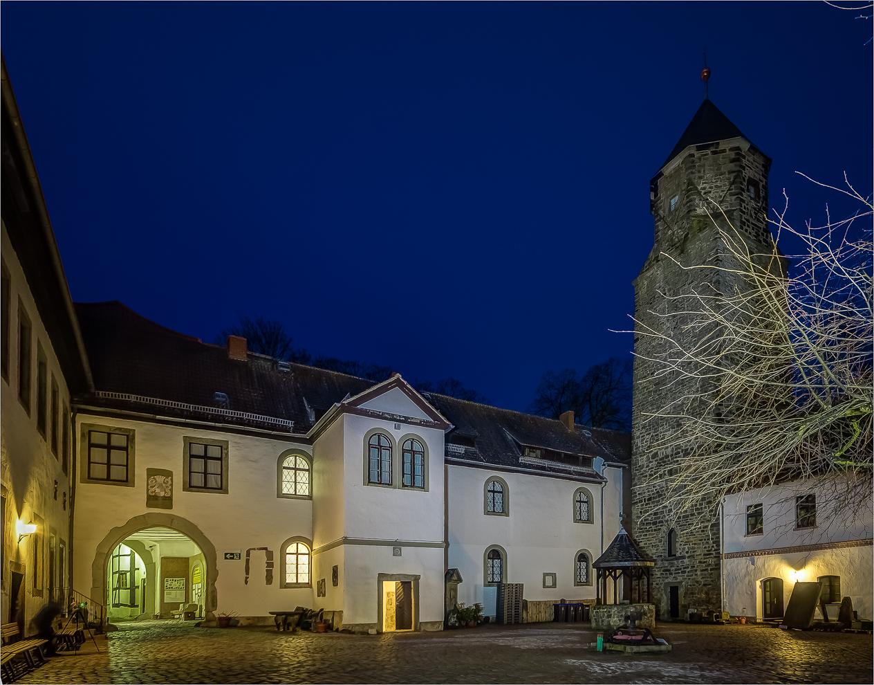 Burg Ummendorf/Börde