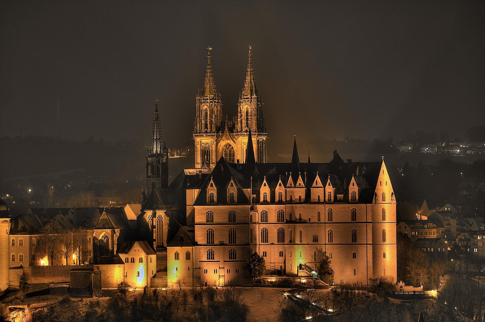 Burg und Dom Meißen