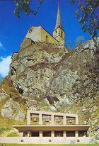 Burg- und Felskirche