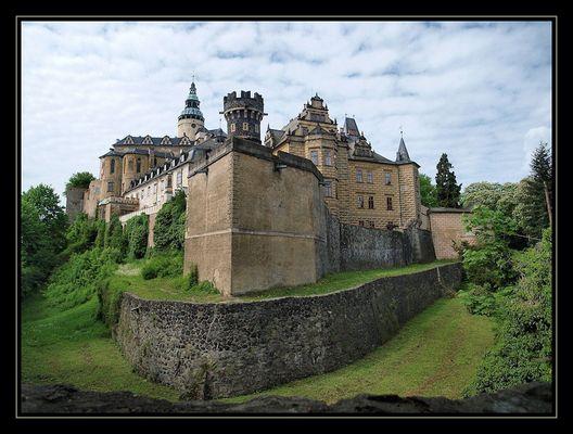 Burg und Schloss Frydlant - Nordböhmen