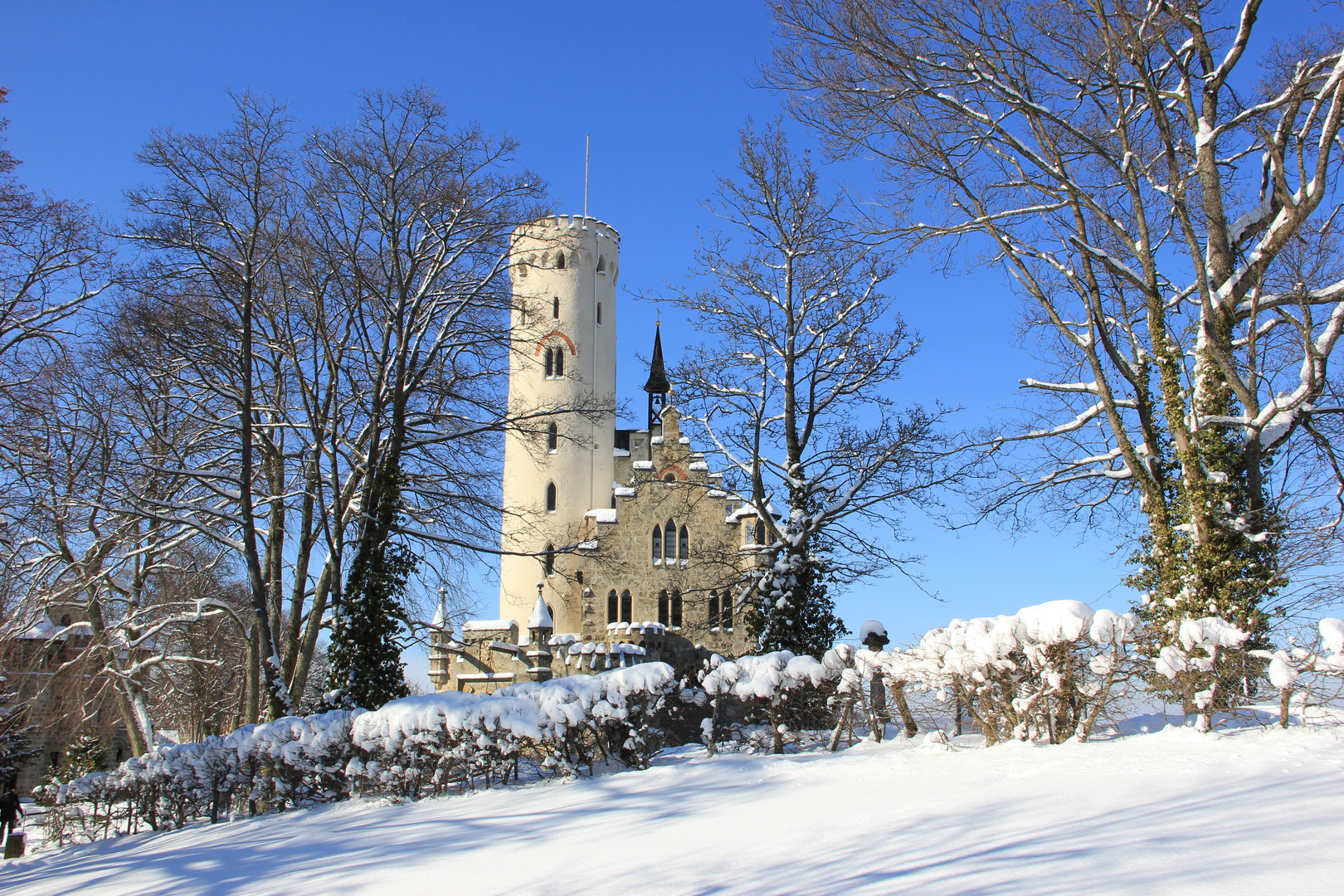 Burg und Schloss Lichtenstein (2)