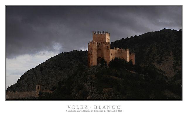 Burg Vélez-Blanco I (Andalusien)