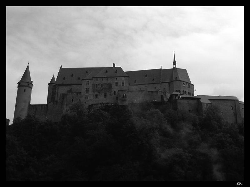 Burg Vianden (Luxemburg)