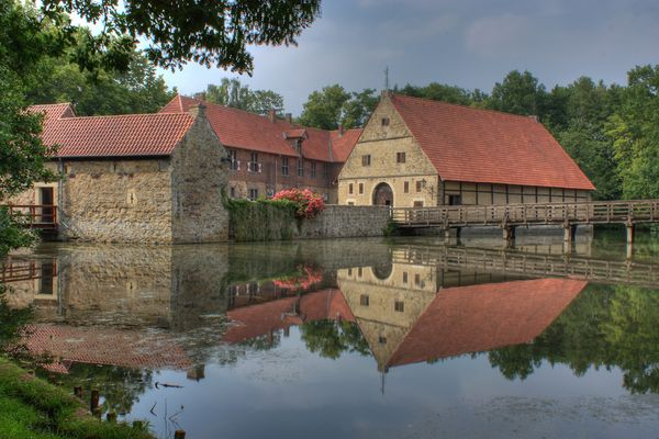 Burg Vischering 3
