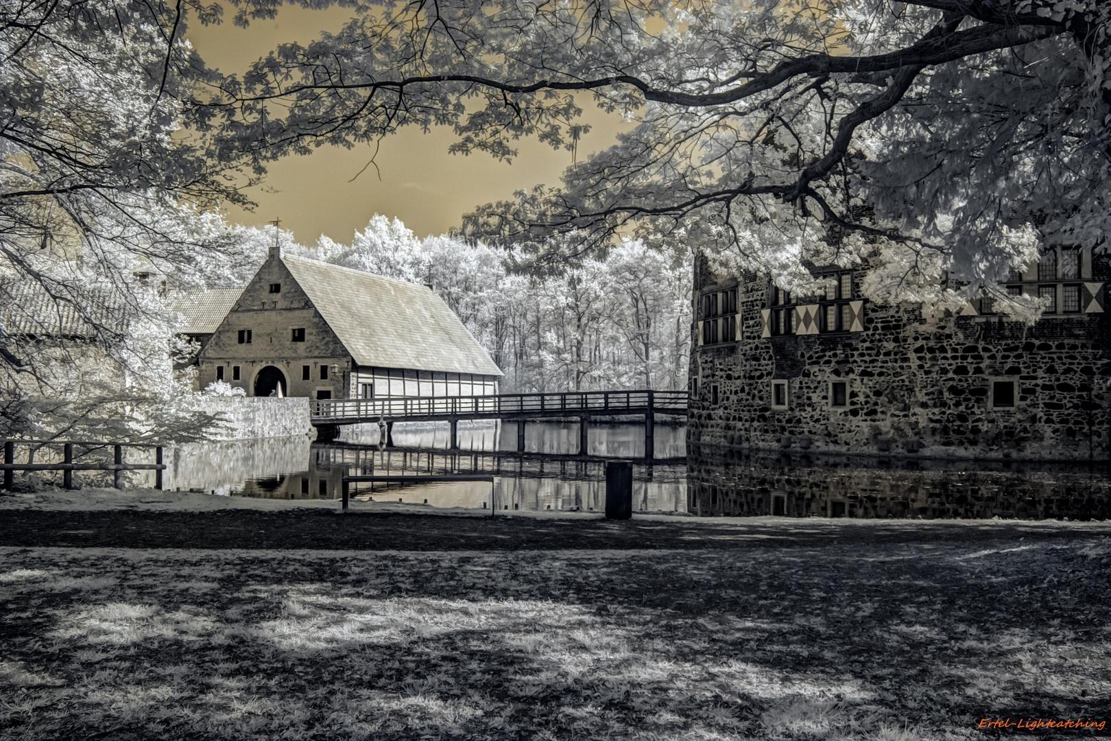 Burg Vischering - Farb-IR