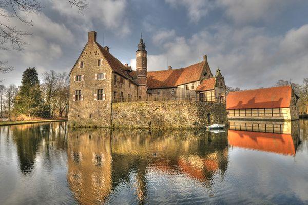 Burg Vischering HDR