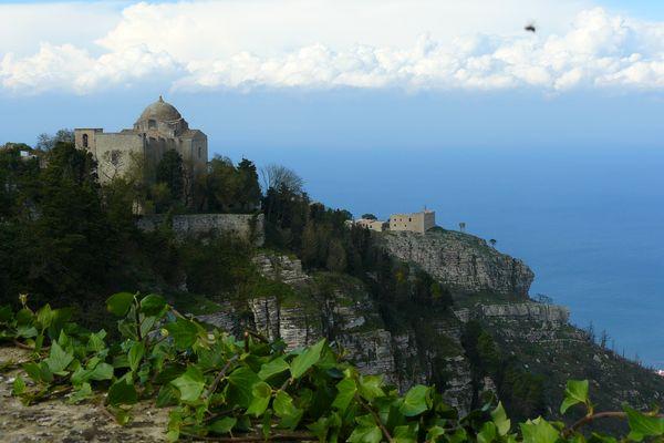 Burg von Erice