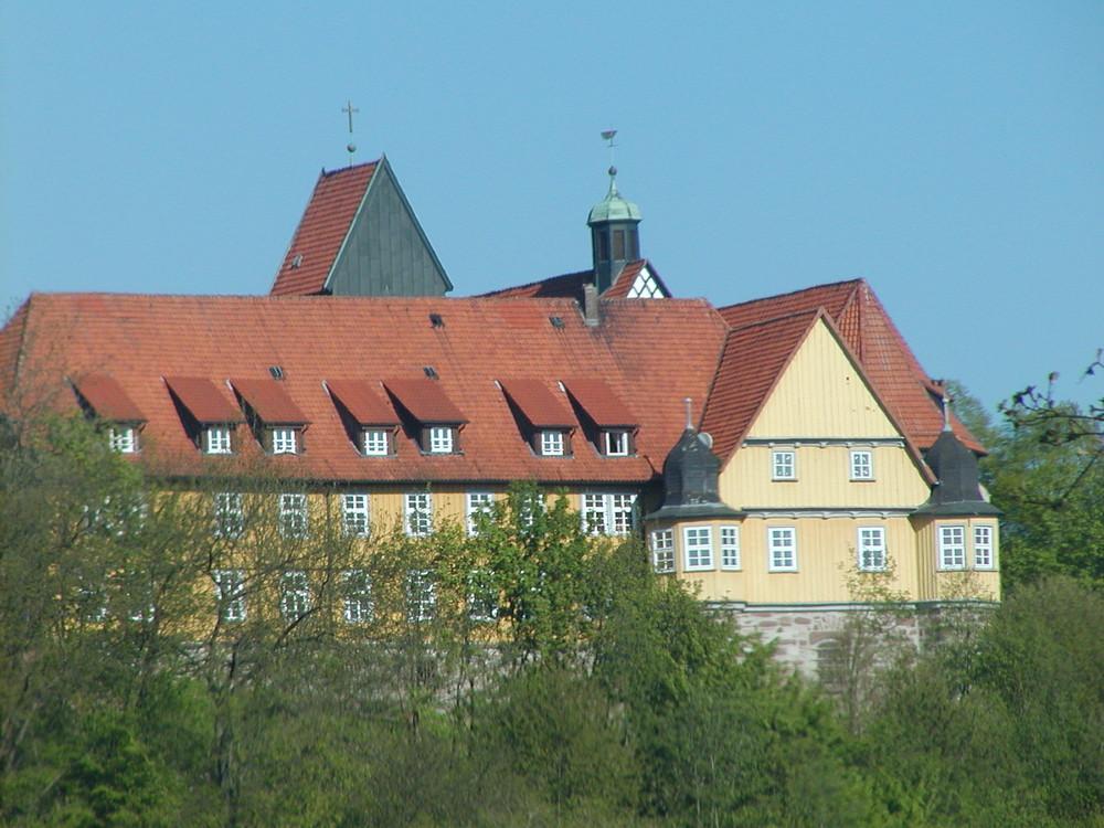 Burg von Kaltenburg-Lindau