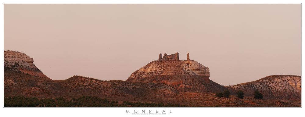 Burg von Monreal (Reload - Toledo, Spanien)