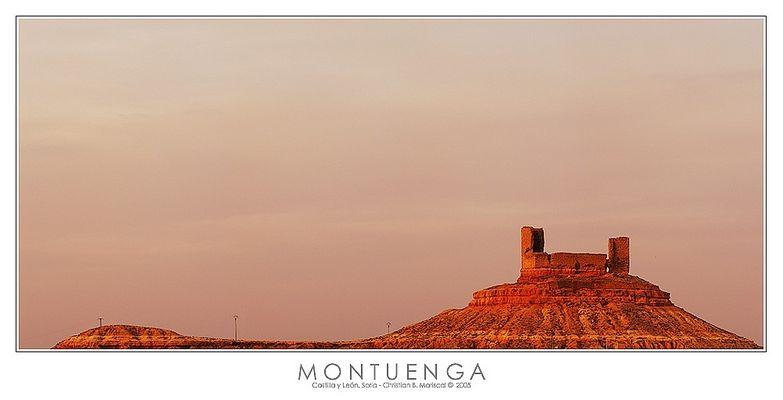 Burg von Montuenga (Spanien)