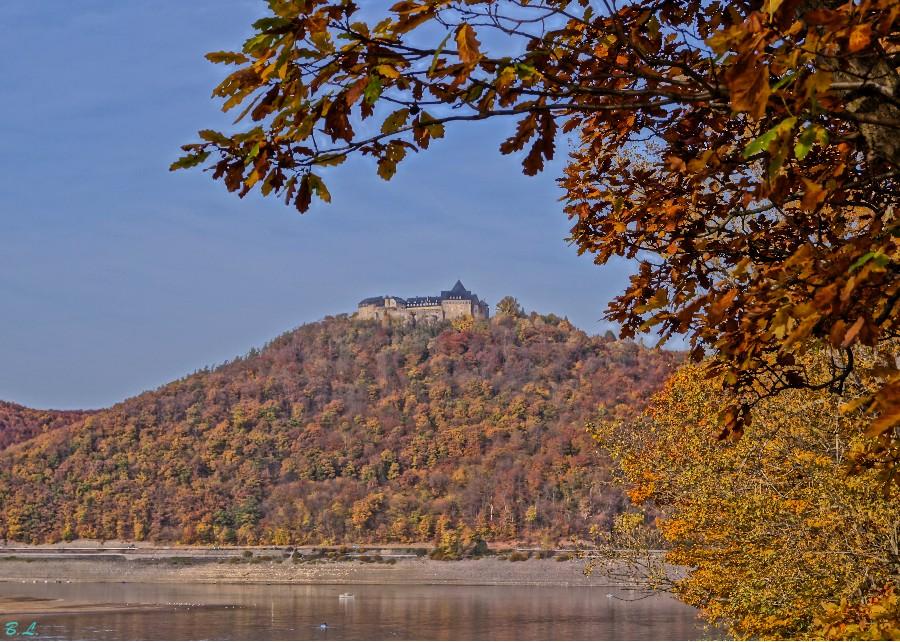 Burg Waldeck am Edersee