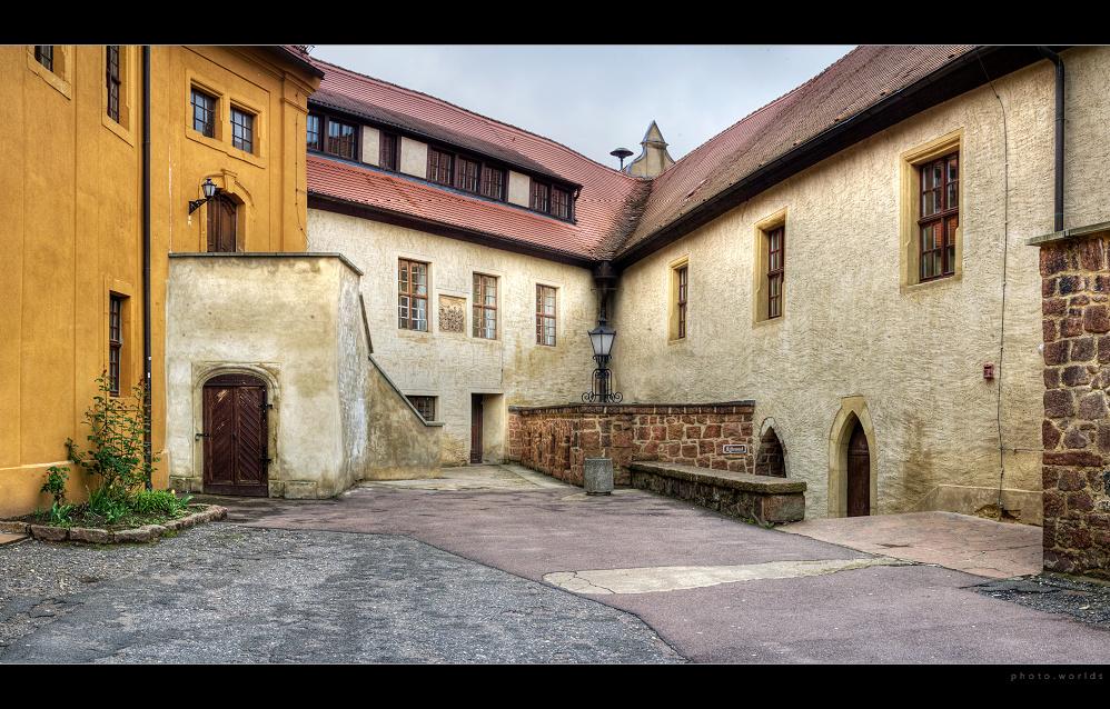 Burg Wettin