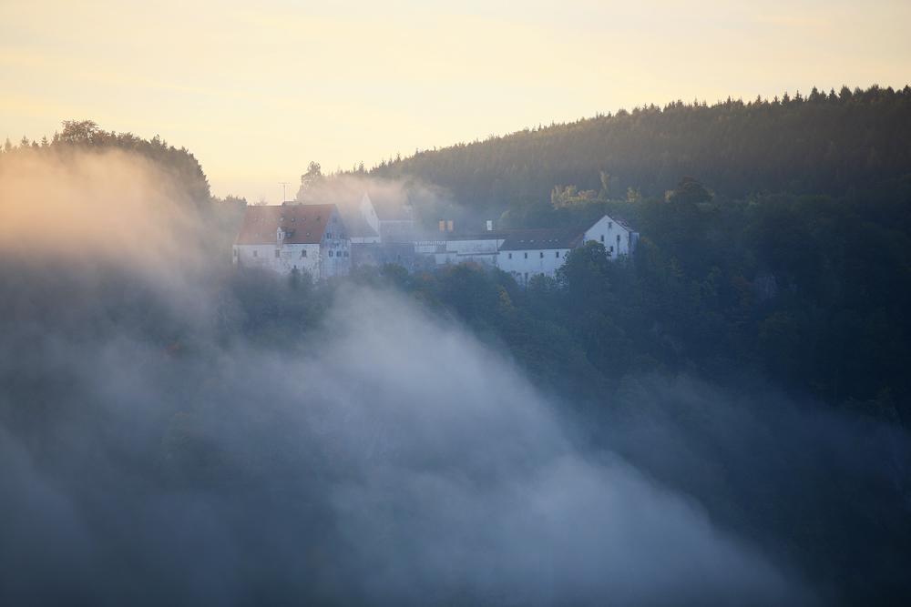 Burg Wildenstein - wild romantisch