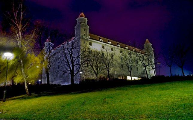 Burg zu Bratislava