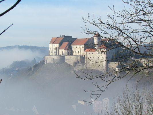 Burg zu Burghausen II