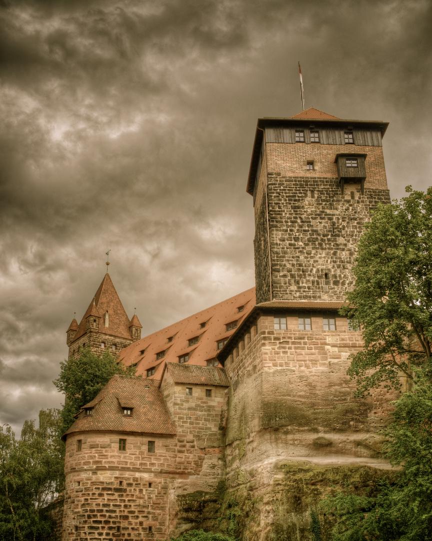 Burg zu Nürnberg
