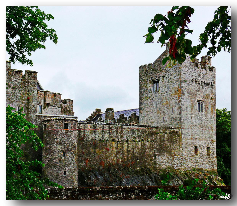 Burganlage Cahir Castle