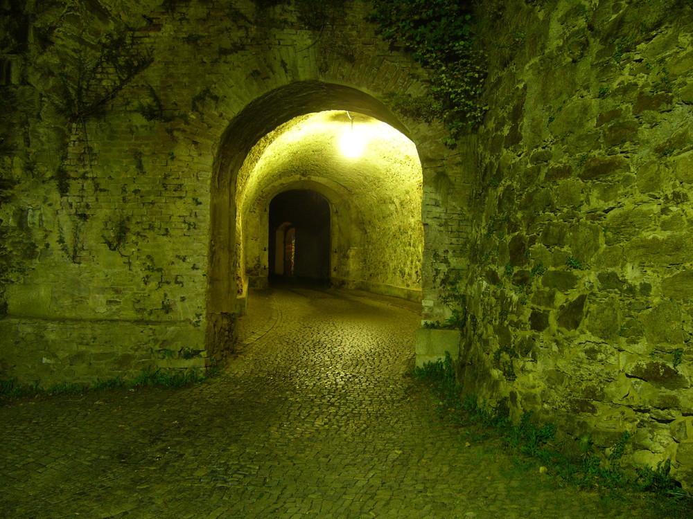 Burgdurchgang