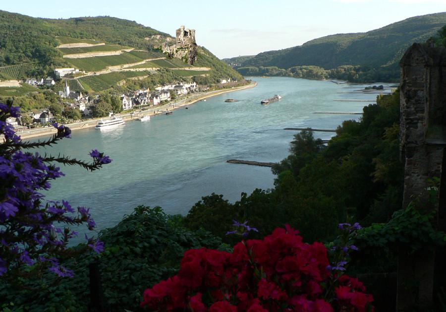 Burgen am Mittelrhein II