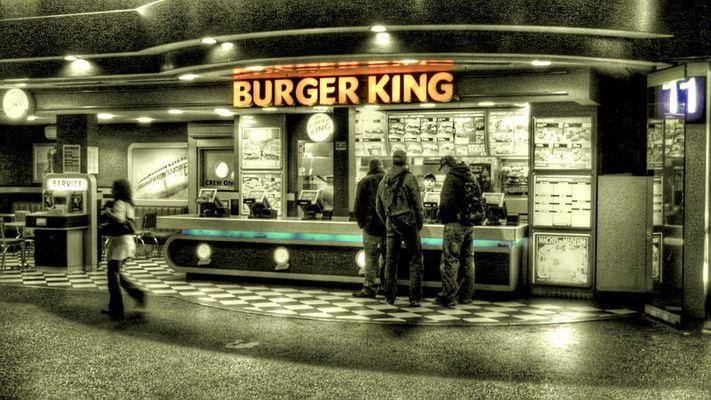 burger king - gleis 11