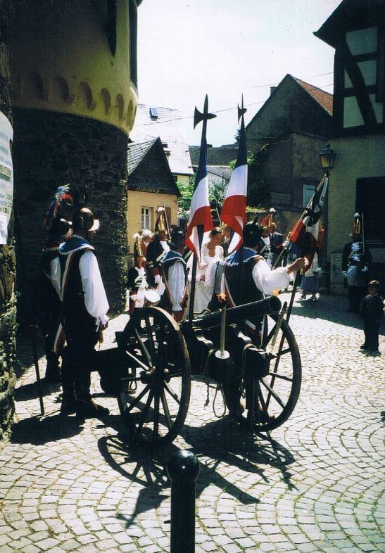 Burgfestspiele 2007