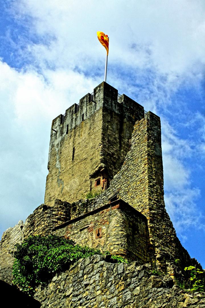Burgfrieden der Ruine