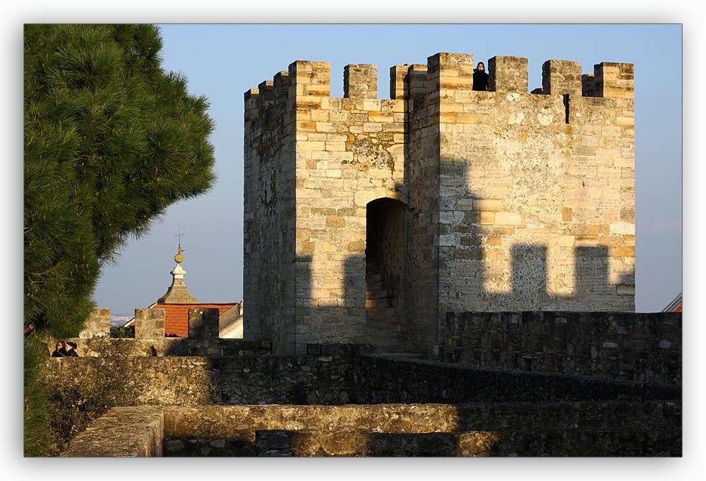 Burgfrieden in Lissabon