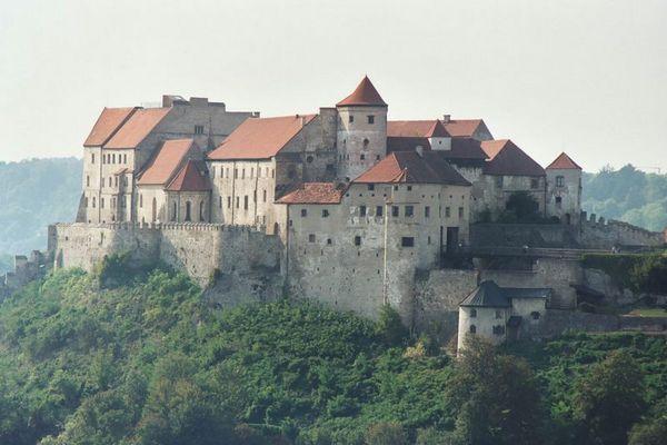 Burghausen - Hauptburg
