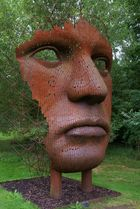 Burghley House Park - Kunstwerk 1