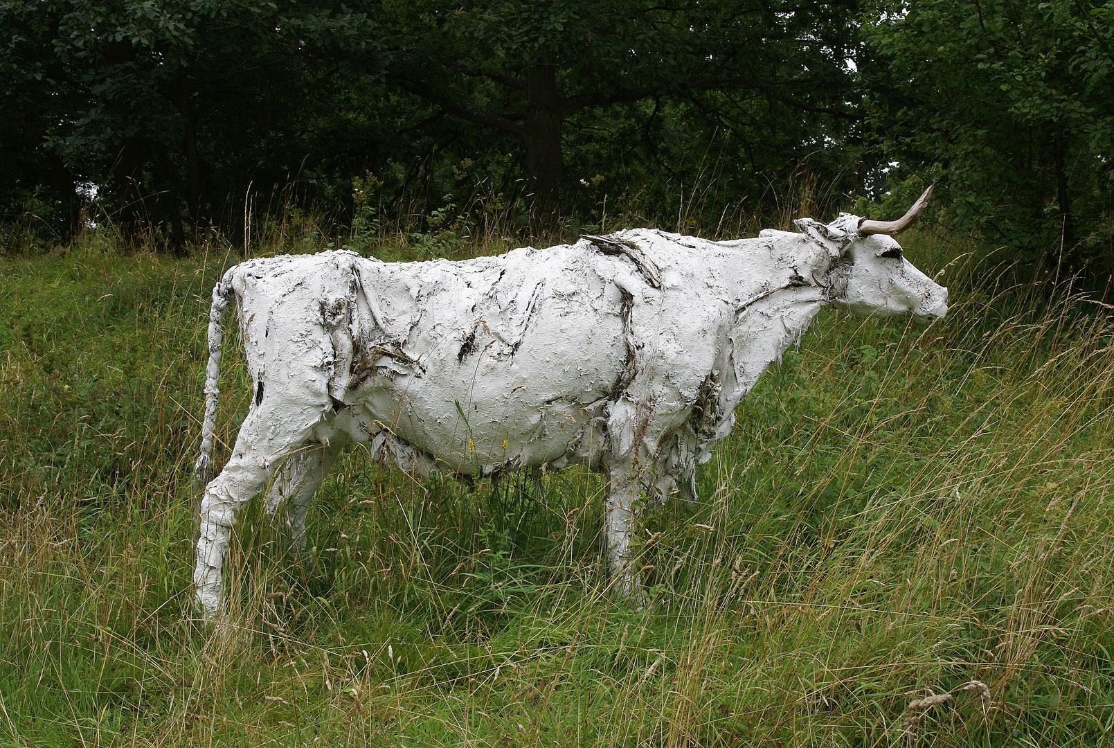 Burghley House Park - Kunstwerk 2