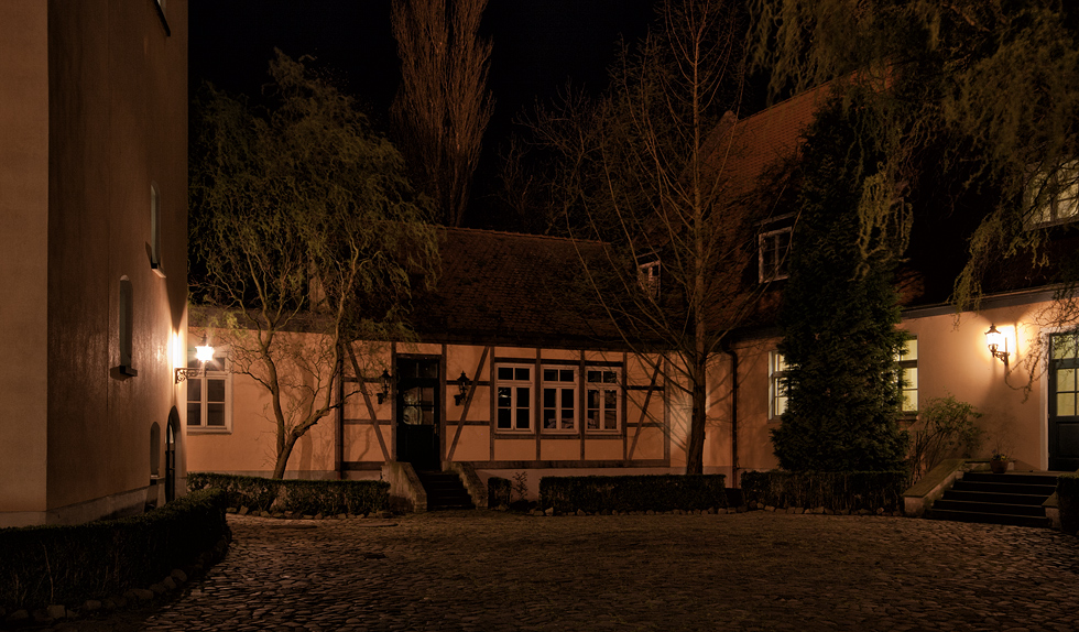 Burghof...