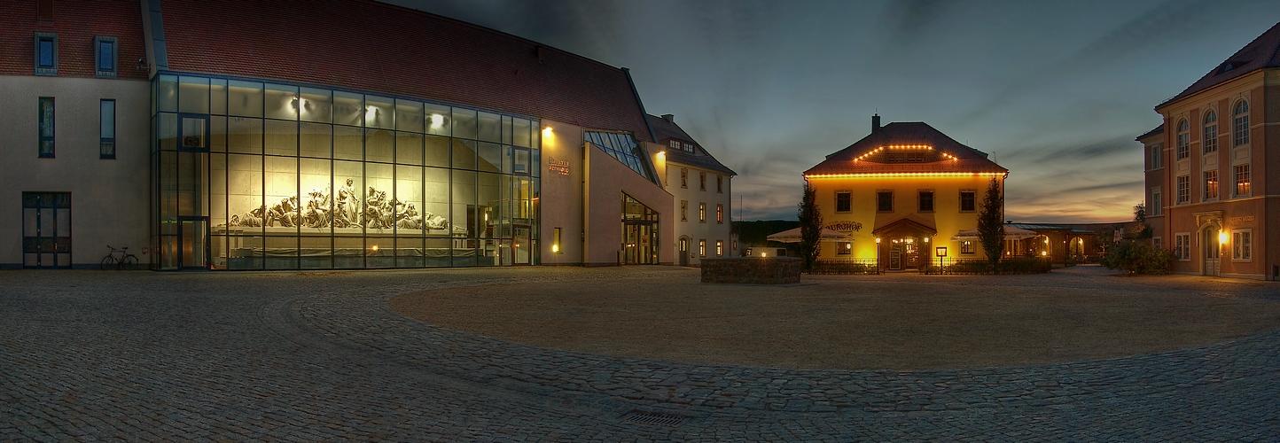 Burghof Bautzen