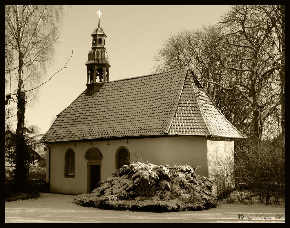 Burgkapelle Eversburg; Osnabrück