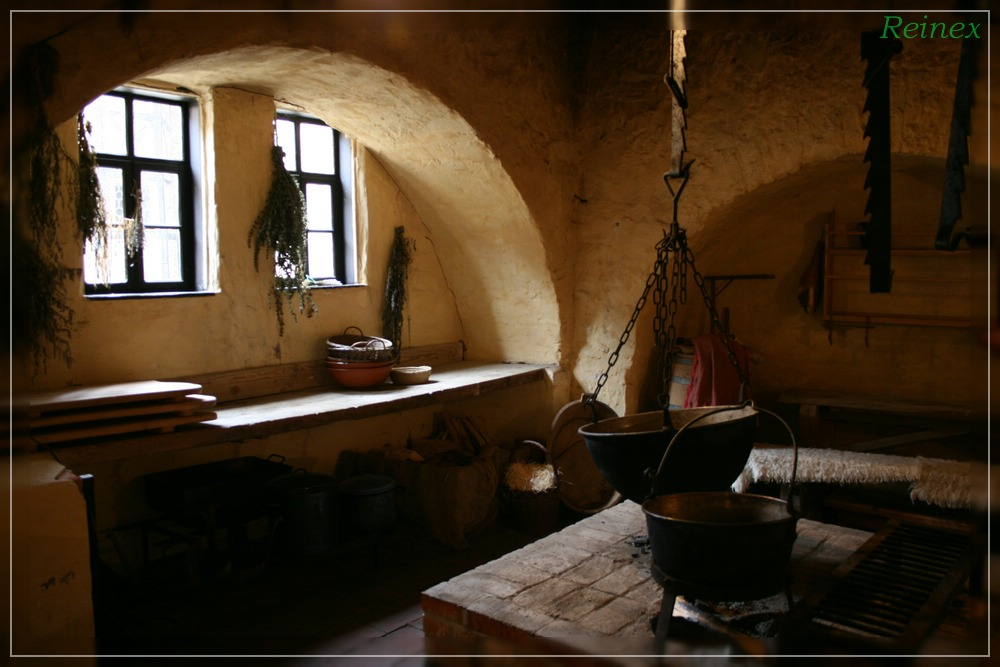 Burgküche Falkenstein I