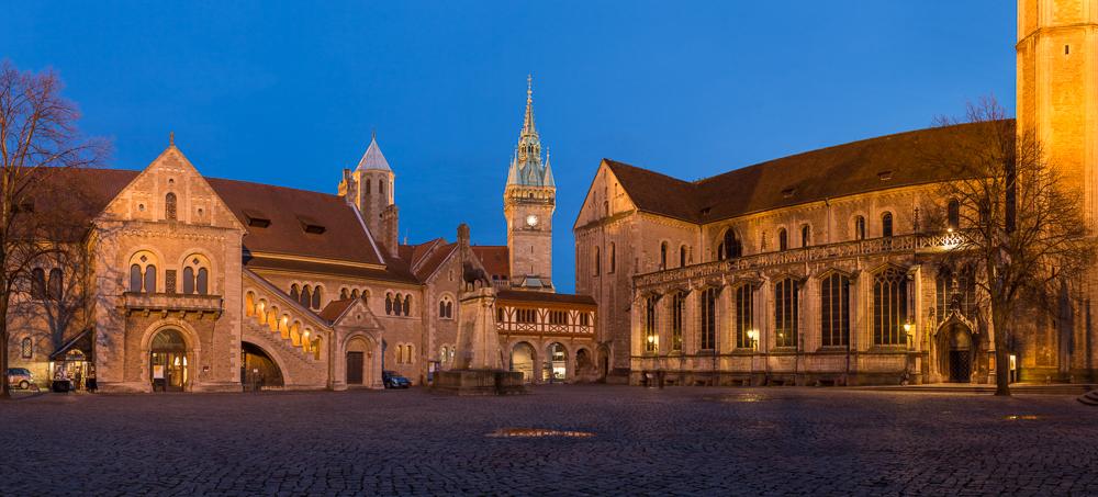 Burgplatz Braunschweig