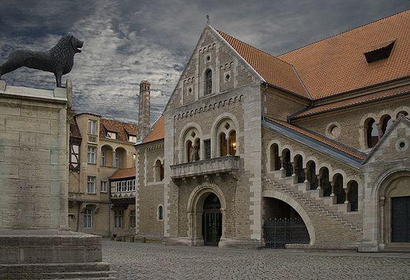 Burgplatz BS