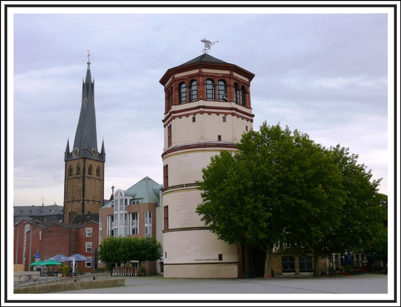 Burgplatz / Düsseldorf