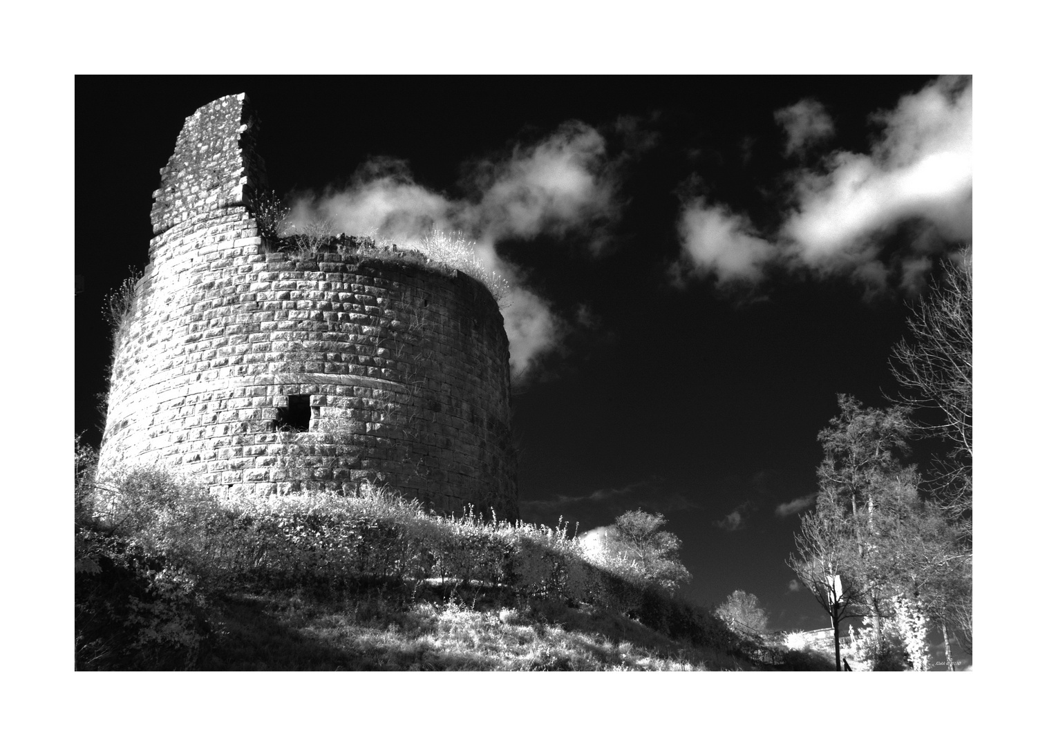 Burgruine Botenlauben