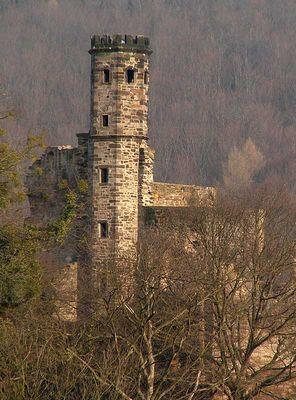 Burgruine Hardenberg