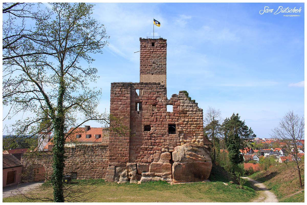 Burgruine Hilpoltstein