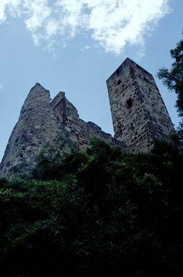 Burgruine Hochhaus