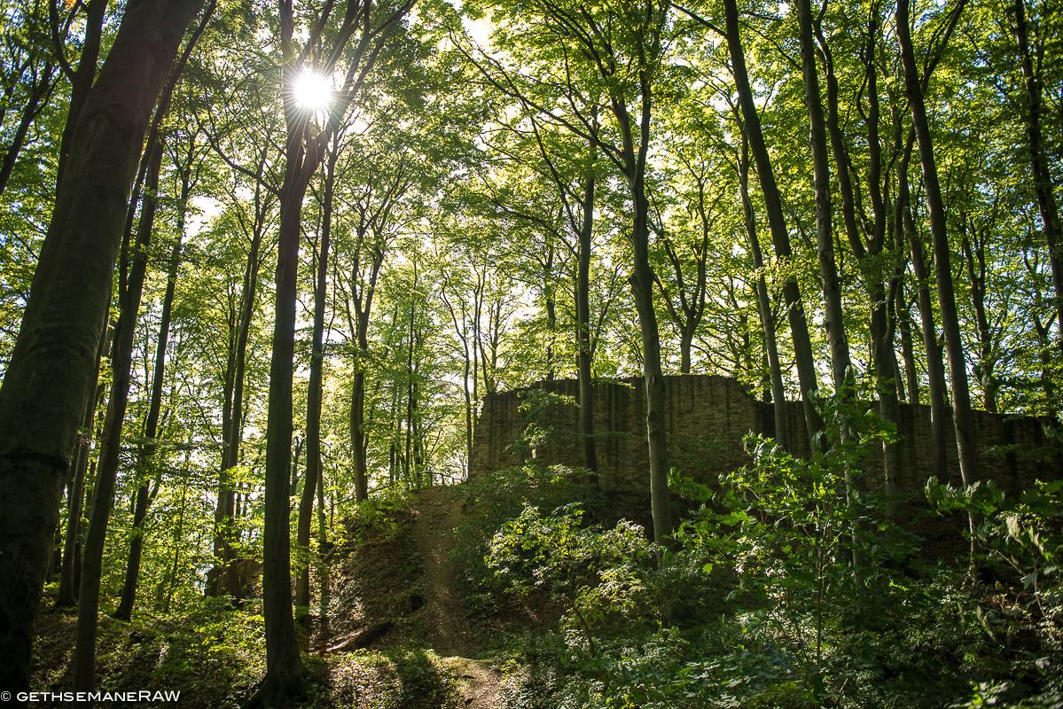 Burgruine Landeck