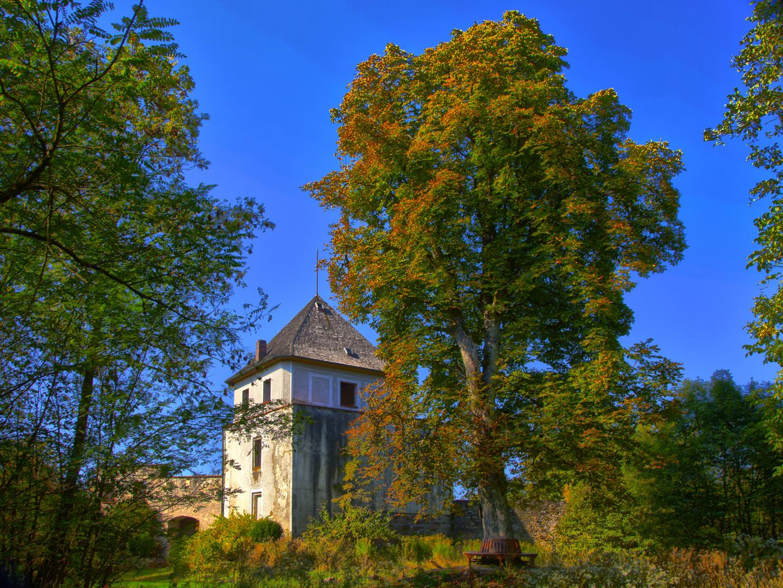 Burgruine Natternberg bei Deggendorf