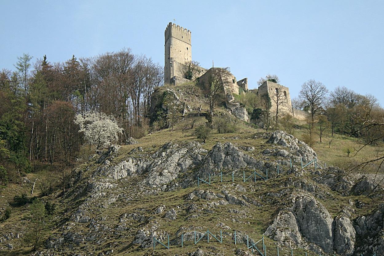 Burgruine Randeck