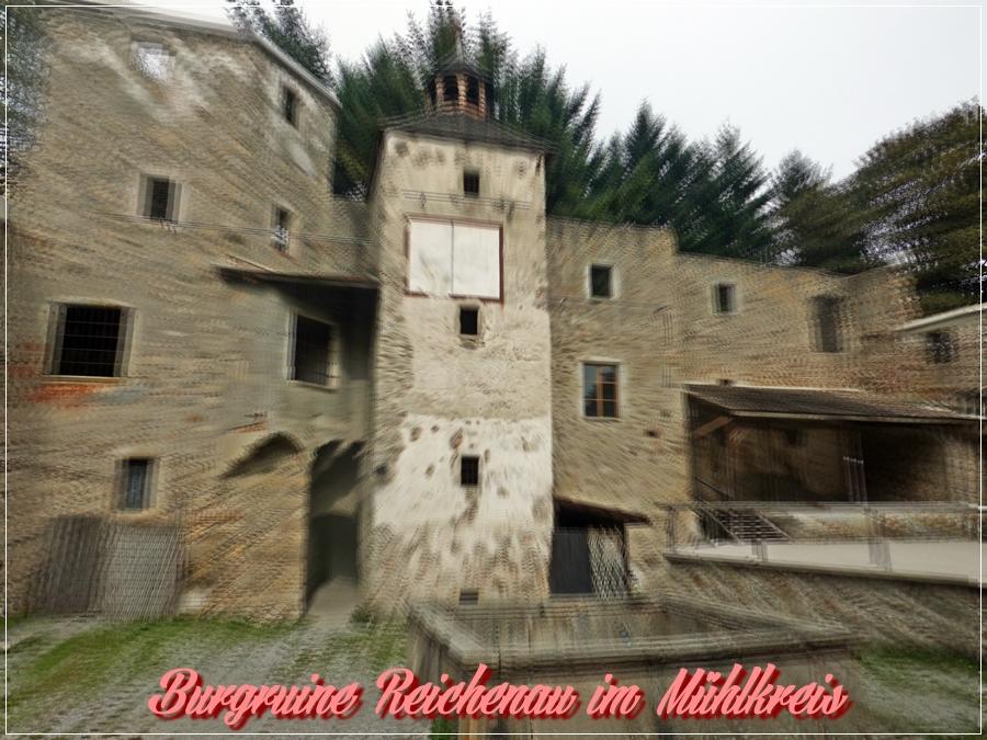 Burgruine Reichenau im Mühlkreis