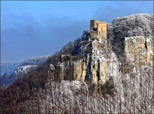 Burgruine Reußenstein 2